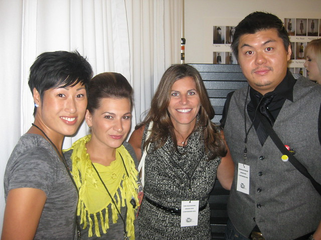 Jenn and the HZDG team by Jenn Mapp for Cibu International