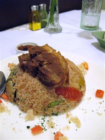 pinakbet rice