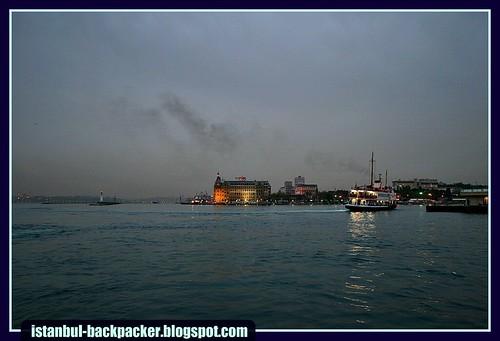 Haydarpaşa Pier - Istanbul