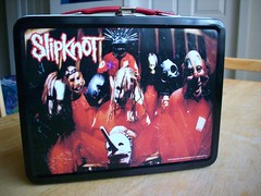 Stu's Slipknot Lunchbox