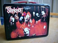 Stu's Slipknot Lunchbox