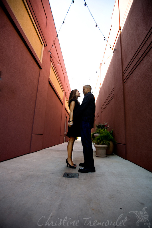 Erika & Jason - Engagement Session in The Woodlands, Texas