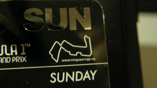03.星期天的門票