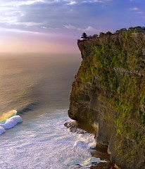 the cliff (tropicaLiving - Jessy Eykendorp) Tags: pink blue light sunset sea sky bali cliff seascape reflection nature clouds indonesia landscape geotagged golden coast waves view horizon scene utata uluwatu coastline rays utatafeature tropicaliving sunset2008 tropicalivingtropicallivingtropicalliving panasoniclumixdmcfz8panasoniclumixdmcfz8 jessyce geo:lon=115157318 geo:lat=8817225