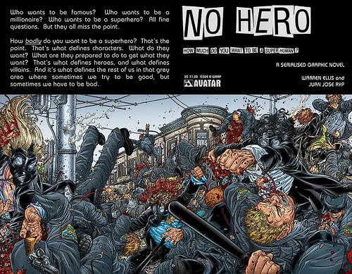 No Hero #1