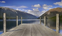 Lake Rotoiti (Chook with the looks) Tags: newzealand southisland lakerotoiti nelsonlakes photofaceoffwinner pfogold