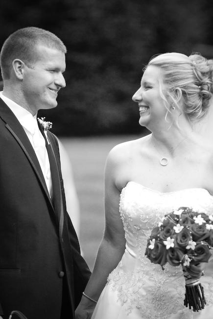 Dave Melissa Wedding