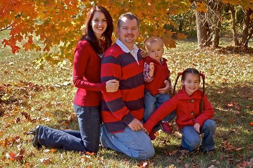 The Ross Ashley Family
