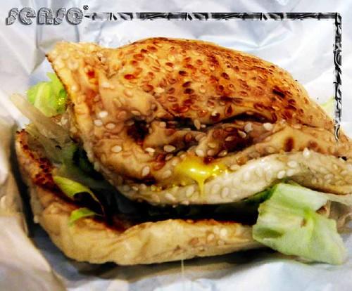 皇后漢堡 by senso99.
