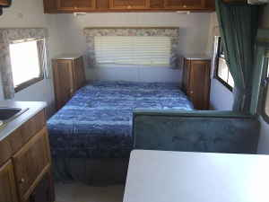 Tahoe Lite bed