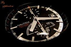 NAUTICA (q8phantom) Tags: macro up close shot watch nautica