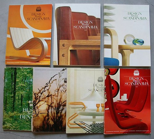 Design from Scandinavia covers