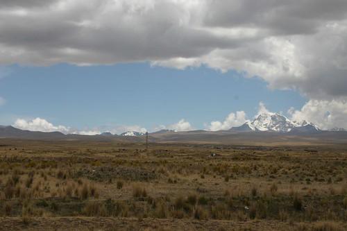 Cordillera Real, Bolivia.