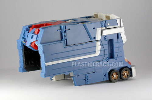 Fansproject City Commander Armor/Trailer