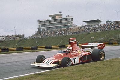 GP do Brasil em Formula 1 em Interlagos de 1975 - minhastrilhas2.blogspot.com