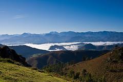 """Vista desde el """"Mirador del Fito"""" II (Otema) Tags: espaa mountains asturias cordillera montaas parres"""