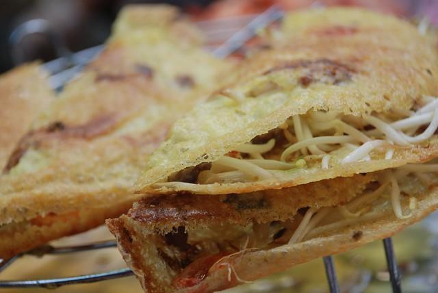 Banh xeo - pancake(Crispy)