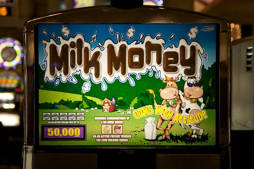 Milk Money Slots