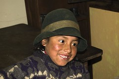 De Quito a Cuenca (MajoPez) Tags: children ecuador retrato 2008 nio equator
