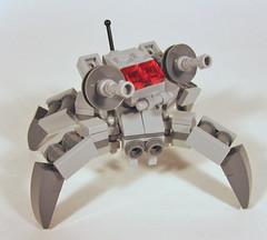 Disruptor (S.L.Y) Tags: lego mech