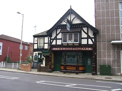 Perseverance Public House in Havant (chi trevor's other pics) Tags: hampshire hants havant yourcountry perserverencepublichouse