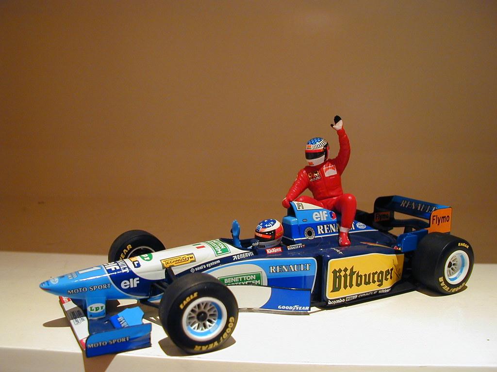 The Worlds Best Photos Of Diecast And Schumacher Flickr Hive Mind Hotwheels Elite 143 Ferrari Fxx Michael Benetton 195 Alesi Taxi Delta 1 Tags Formula1 Alesifirstwin