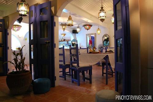 Kasbah Boracay Morrocan Restaurant