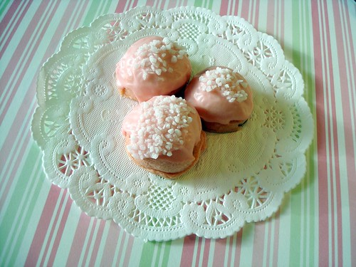 Bonbon Cookies in pink!