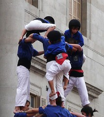 castellers (iolanda fresnillo) Tags: barcelona castellers festestradicionals lptowers