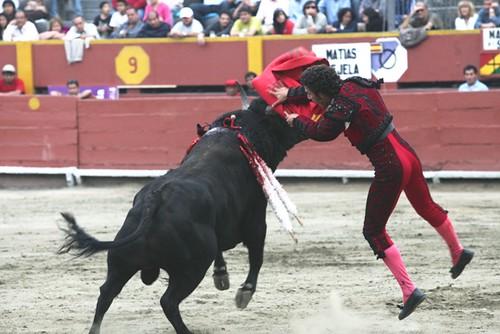 Matías Tejela en Lima