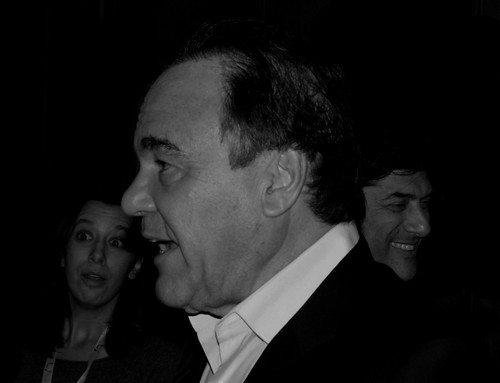 Oliver Stone at the 49th Thessaloniki Film festival