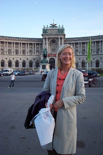Dr. Johanna Rachinger, Director of the Austrian National Library