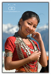 Tripura Girl (Arif Siddiqui) Tags: travel people india portraits landscapes paradise hills northeast arif arunachal tawang siddiqui supershot 5photosaday