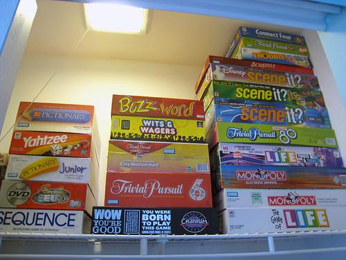 Board Games Galore