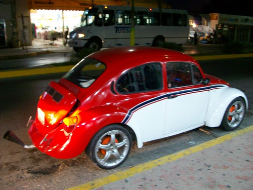 Pimped beetle