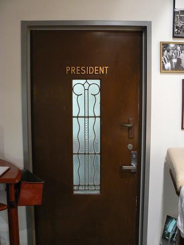 President, Hawthorn