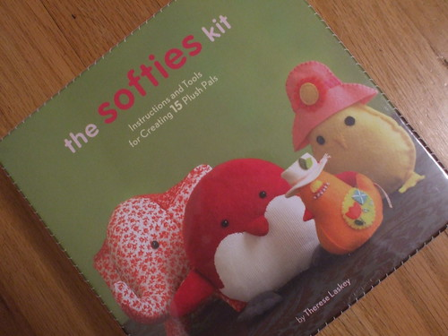The Softies Kit - win a copy!