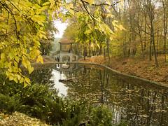 Autumnal park Alexandria