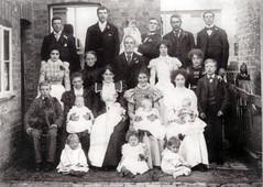 Christening 1899
