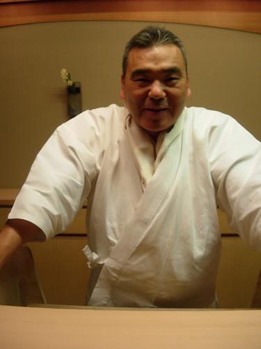 Chef Tanigawa Yoshimi