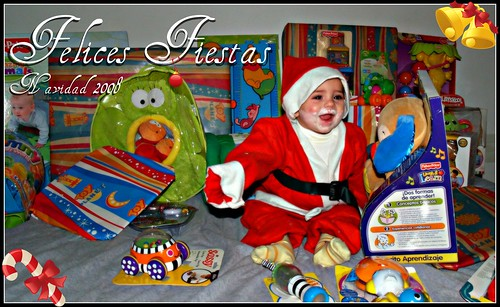 Neithan os desea Felices Fiestas
