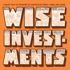 Wise Investments Holiday Card