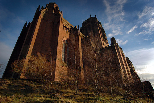 The Magnificent Anglican Cathedral