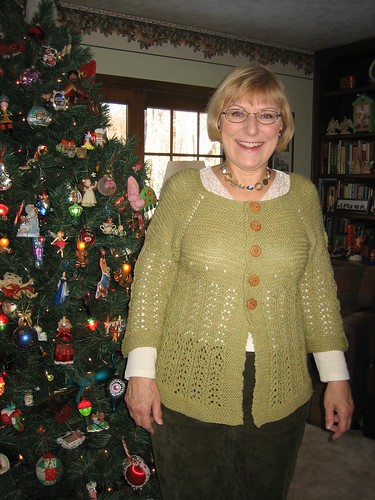 081225. mom's sweater!