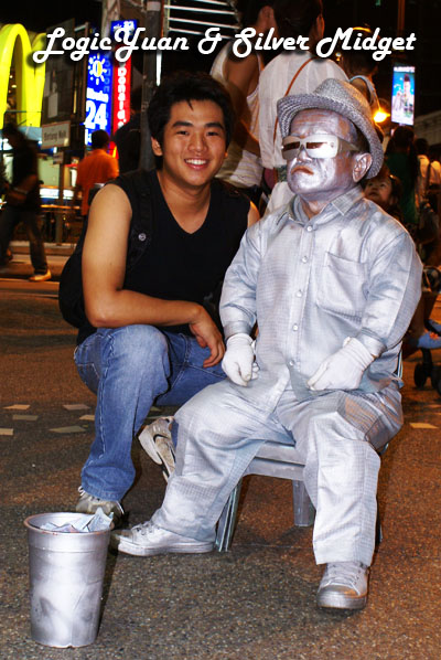 LogicYuan and Silver Midget