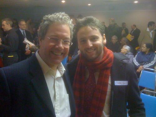 Ned Pottinger & Gavin Dew