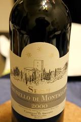 2000 Sesti Brunello di Montalcino