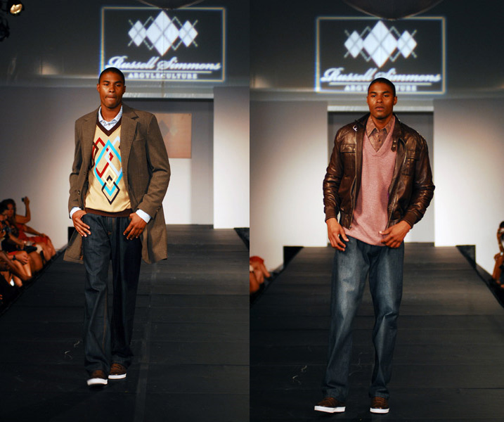 Russell Simmons Rock Fashion Week Miami Beach