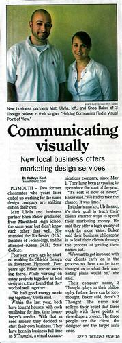 Communicating Visually