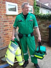 Paramedic Jump Suit